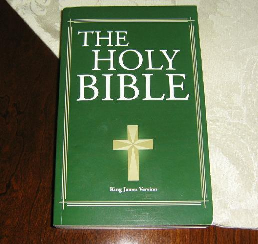 Click here to get a free Bible mailed to the poor, imprisoned and oppressed anywhere in the USA