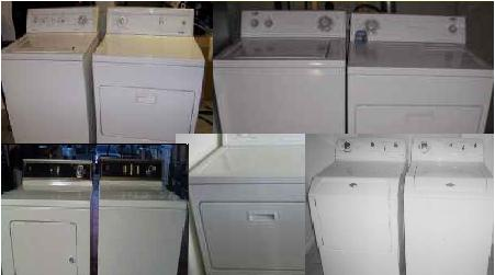 FREE Washers and Dryers on Craigslist