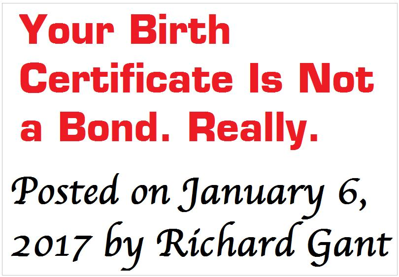Birth Certificate Is Worth Billions Pay Off Your Bills