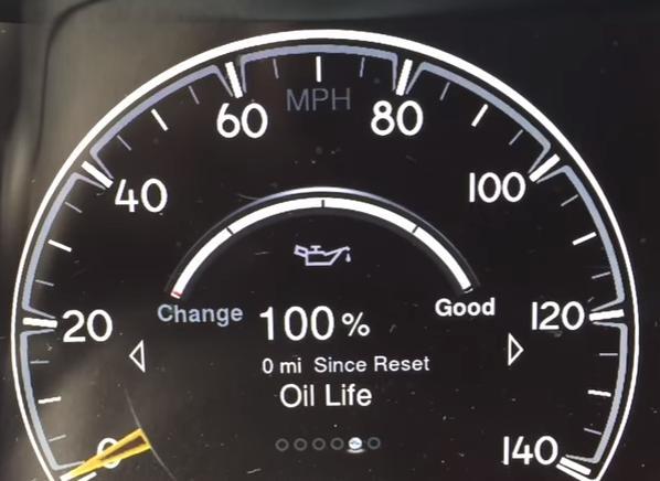 Jeep Grand Cherokee 3 6l Oil Change Procedure
