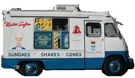 Mister Softee Ice Cream Truck