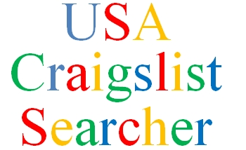 USA Craigslist Searcher